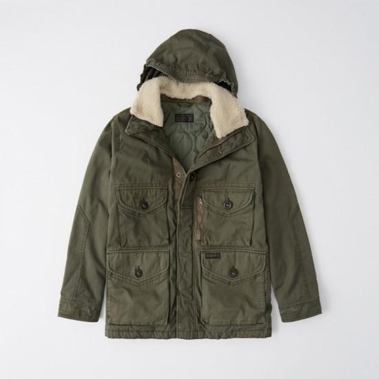 Куртка мужская ABERCROMBIE & FITCH