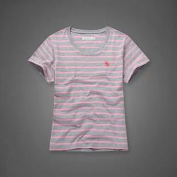 Женская футболка Abercrombie & Fitch
