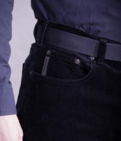 Вельветовые джинсы