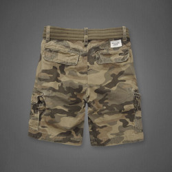 Мужские шорты карго Abercrombie & Fitch