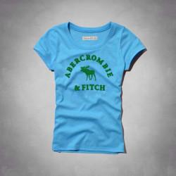 Женская футболка Abercrombie&Fitch