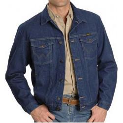 Мужская джинсовая куртка Wrangler