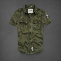 Мужская Рубашка Abercrombie & Fitch