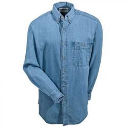 Мужская джинсовая рубашка Wrangler